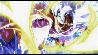 Mastered Ultra Instinct Goku Vs Jiren「 AMV 」Numb
