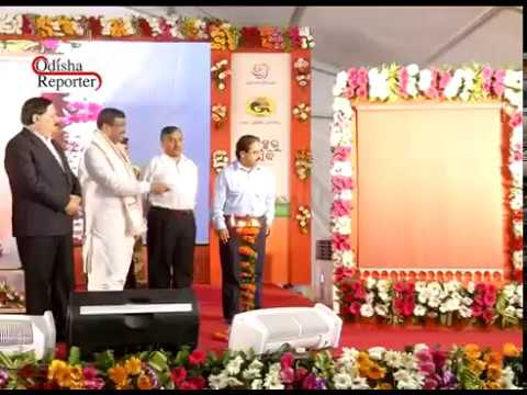 Union Minister Dharmendra Pradhan launches piped gas distribution scheme at Nalco Nagar, Bhubaneswar