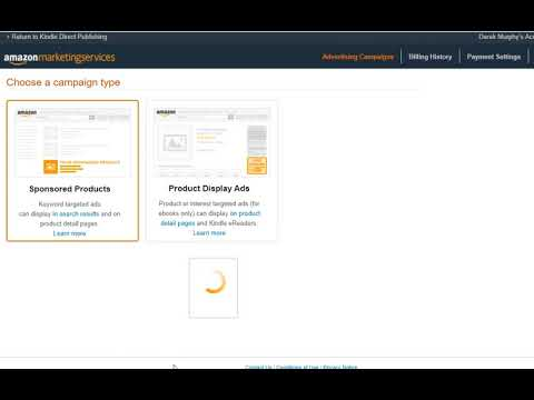 How to set up AMS ads to sell more books on Amazon