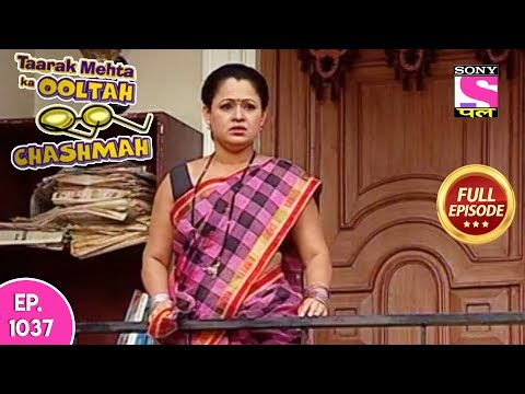 Taarak Mehta Ka Ooltah Chashmah - Full Episode  1037 - 30th  March , 2018