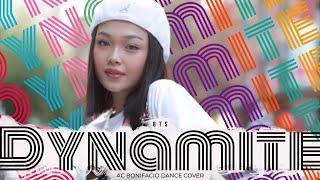 (BTS 방탄소년단) - 'DYNAMITE' DANCE COVER 댄스커버 // Andree Bonifacio