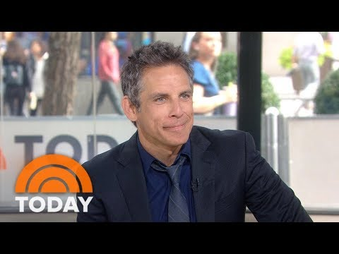Ben Stiller Talks About His New Film 'Brad's Status' And Being CancerFree  TODAY
