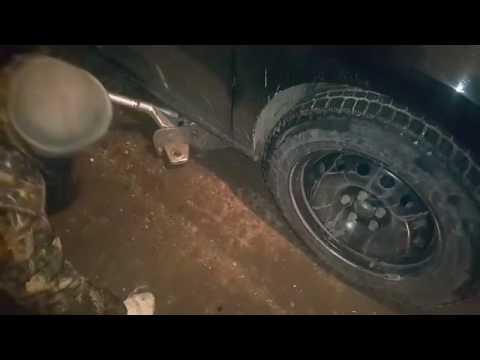 VW POLO Седан, замена колодок передних за 5 минут