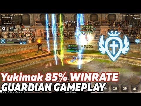 DENGKUL Kimak Kemana? Guardian Gameplay By Yukimak 85% WINRATE - Dragon Nest M SEA