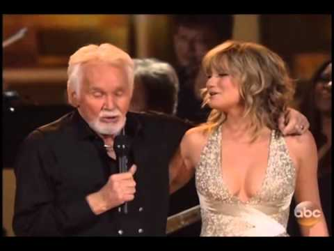 Kenny Rogers   Islands in the Stream.wmv