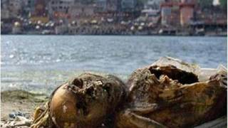 ganges river dead bodies - 650×350
