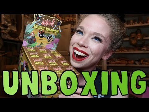 Insect Kingdom LABBITS! - MYSTERY UNBOXING!