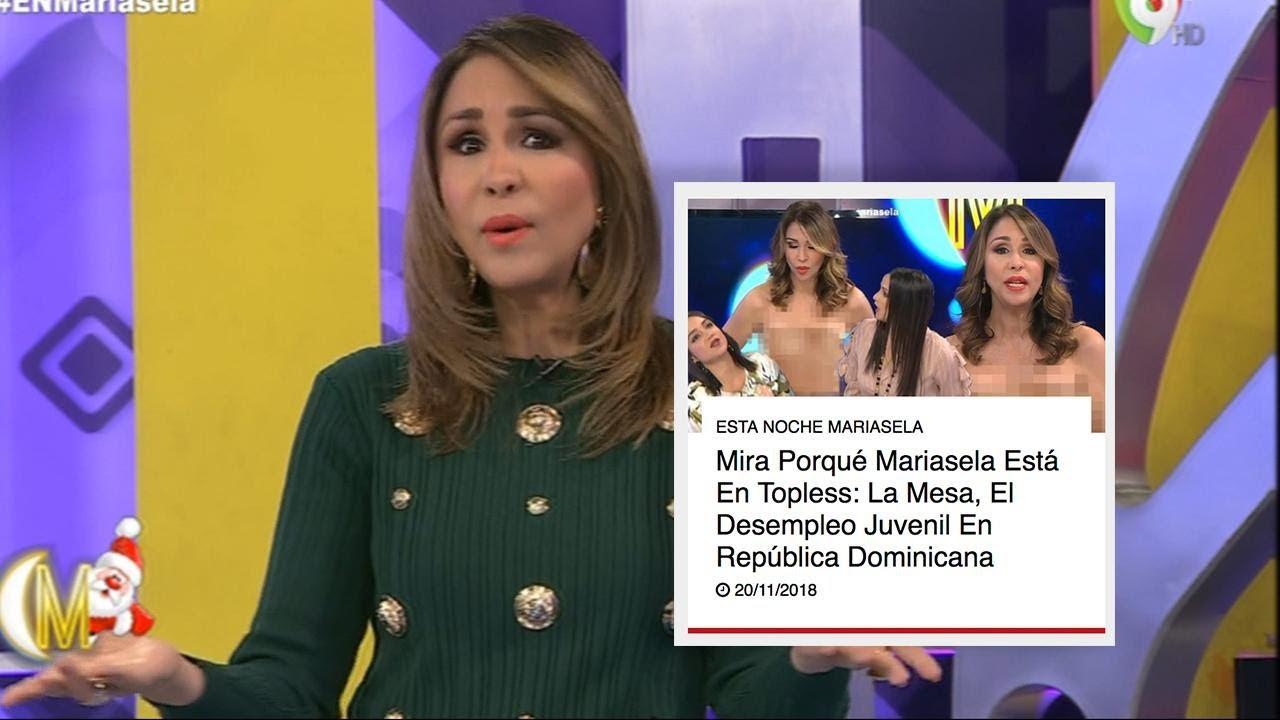 Mariasela Álvarez: La verdad sobre todo el revuelo que causó la campaña contra el cáncer de mama