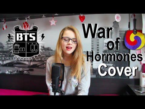 방탄소년단 (BTS)- 호르몬 전쟁 (War of Hormones) Cover