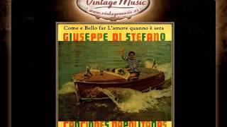 Giuseppe Di Stefano - Addio, Sogni Di Gloria (VintageMusic.es)