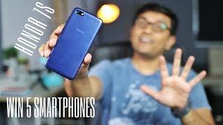 New Smartphone from Honor - Win 5 Honor 7S Giveaway - PhoneRadar