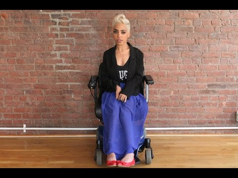 If You're Different, It's Sunlight in Somebody's World: Jillian Mercado