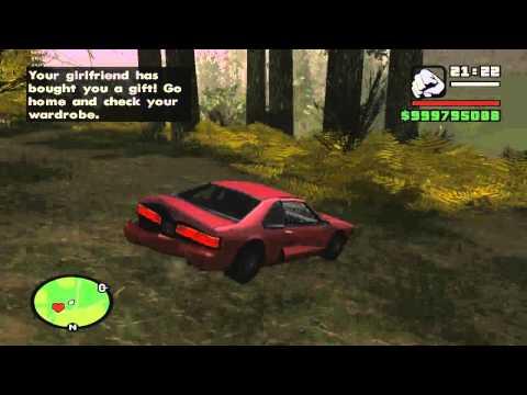 GTA San Andreas Helena 100%