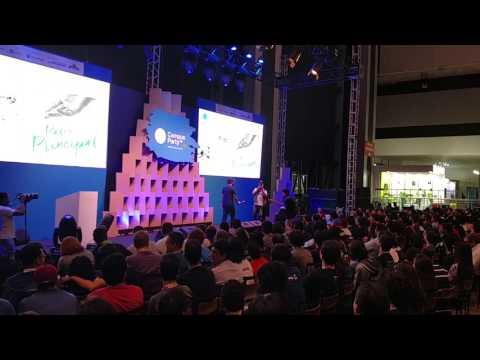 Talk Cid Não Salvo @ Campus Party Brasília #CPBSB #naosalvo #fakenews
