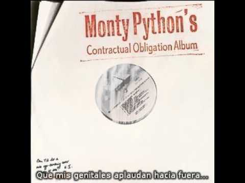 8-Medical Love Song (Monty Python's Contractual Obligation Album Subtitulado Español)