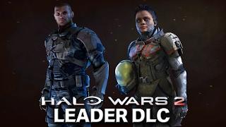 Halo Wars 2 Leader DLC