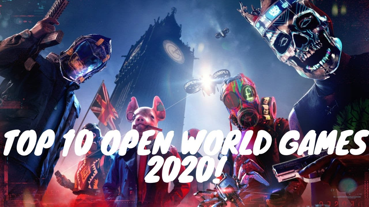 Upcoming Open World Games 2020.Top 10 Amazing Upcoming Open World Games Of 2020 Ps4 Xbox One Pc 4k 60fps