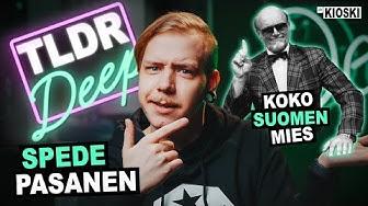 Spede Pasanen - TLDRDEEP