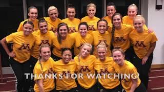 Introducing the 2017-2018 University of Minnesota Dance Team