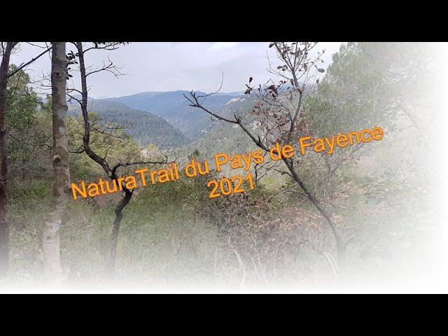 Teaser 2021 - NaturaTrail du Pays de Fayence