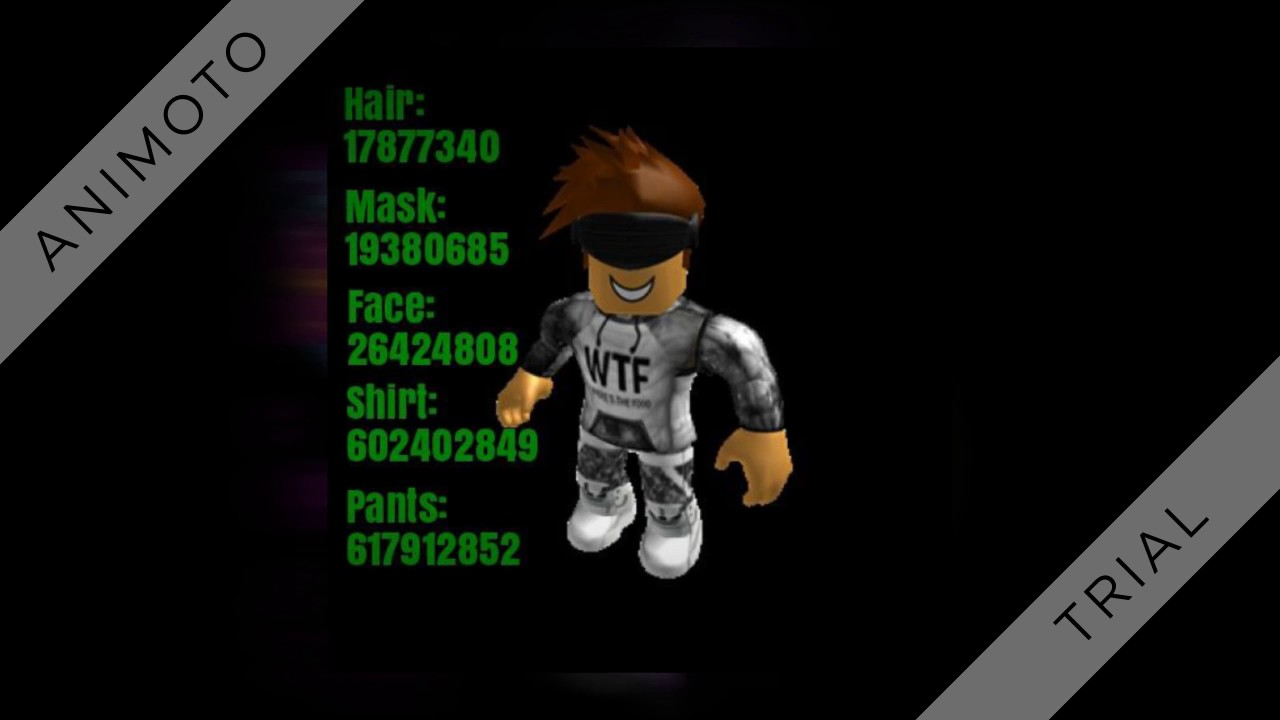 outfit codes for roblox high school