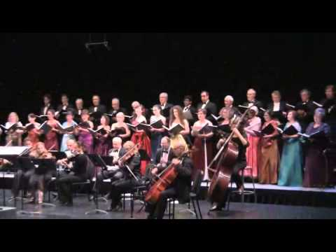 Opera Belcanto Of York 2012 - Va Pensiero (Nabucco)