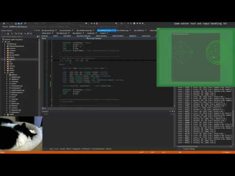 [Silent C++] Game editor tools and input #programming #C++ #gamedev