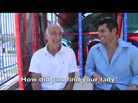 Raul Lopez Barera interviewed on Finding Fascinating People with Mr Mario