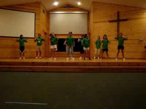 Green Group Skit