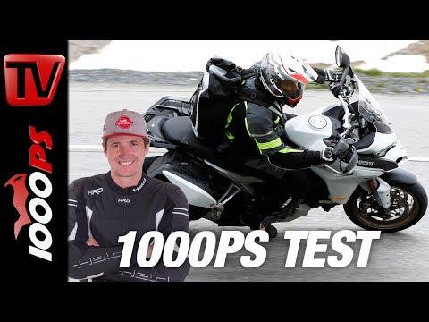 Ducati Multistrada 1260 - Alpenmasters - Teil 14 von 18