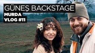 Zeynep Bastik  Murda - Gunes Backstage  Vlog  11  Resimi