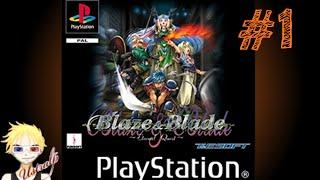 Blaze & Blade: Eternal Quest #1 Charaktererstellung ► Let