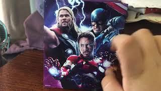 Marvel Studios Cinematic Universe Phase 2 UNBOXING