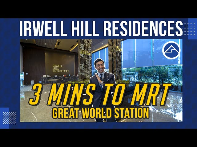 Irwell Hill Residences [3 mins to Great World MRT Station] | BlkBuster Ep12