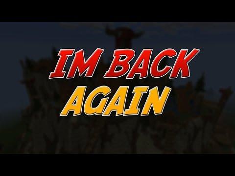 I'M BACK! [Aggiornamento Canale e Novità]