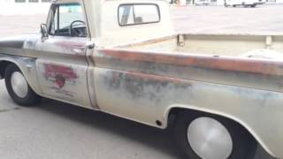 1964 c10 c20 Brockman glass packs. 355 motor