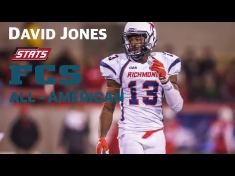 Ultimate David Jones Highlights || Richmond Spiders HD