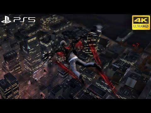 PROTOTYPE: PS5 Gameplay   4K