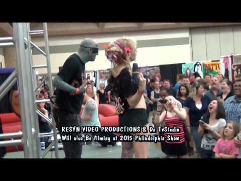 Random villain arts tattoo convention clips from upcoming for Upcoming tattoo conventions