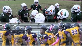 Ft. Lauderdale Hurricanes vs Lauderdale Lakes Vikings 14U : UTR Highlight Mix 2015
