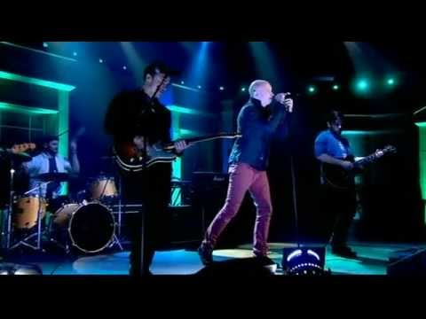 The Fray Heartbeat Alan Titchmarsh Show 2012 mp3