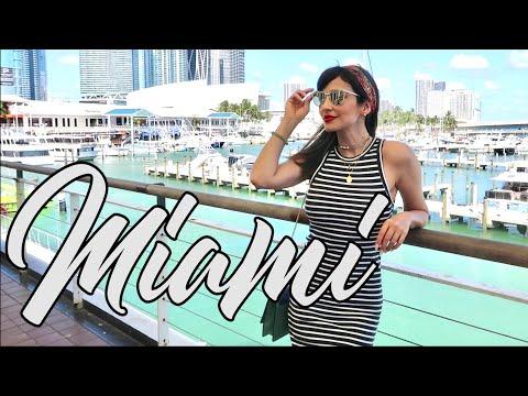 Lugares para conhecer em Miami (Vlog 1) - Bayside Marketplace, Little Havana