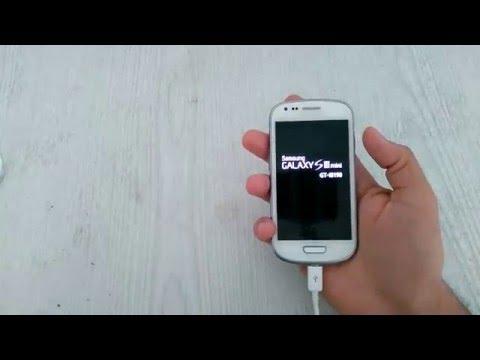 Samsung s3 mini format atma