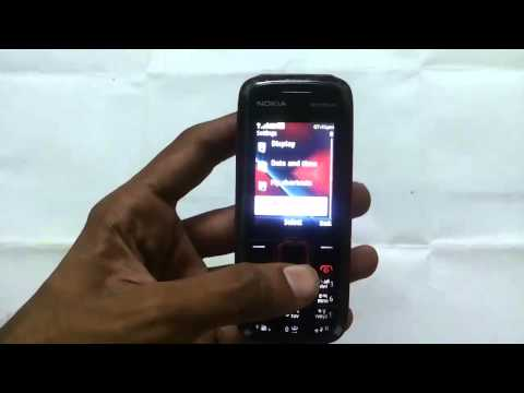 How to hard reset NOKIA 5130 in 5 seconds!!