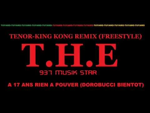 Stanley Enow - King Kong Remixed by TENOR (freestyle)