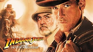 Indiana Jones & der letzte Kreuzzug - Trailer Deutsch 1080p HD