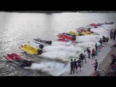 F2 Powerboat World Championship Peurunka 2016 TEASER