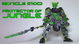 Protector of Jungle - BIONICLE (MOC/Revamp)