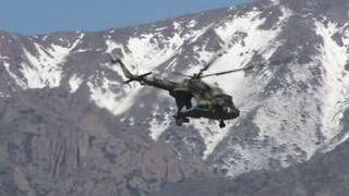 Военным предстоит найти и уничтожить боевиков в горах