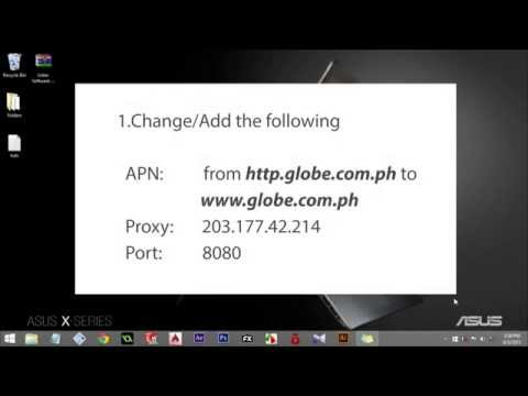 How to Bypass 800mb Limit in Globe 2015?